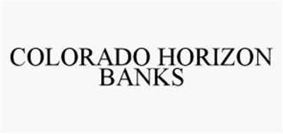 COLORADO HORIZON BANKS