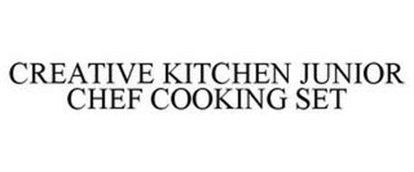 CREATIVE KITCHEN JUNIOR CHEF COOKING SET