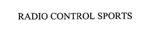 RADIO CONTROL SPORTS