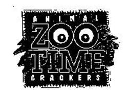 ZOO TIME ANIMAL CRACKERS
