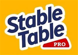 STABLE TABLE PRO