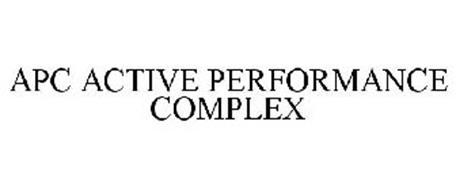 APC ACTIVE PERFORMANCE COMPLEX