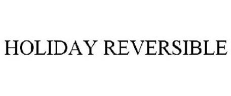 HOLIDAY REVERSIBLE