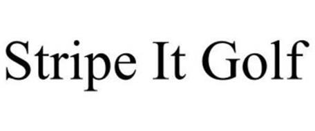 STRIPE IT GOLF
