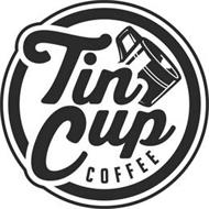 TIN CUP COFFEE