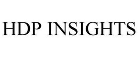 HDP INSIGHTS