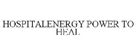 HOSPITALENERGY POWER TO HEAL