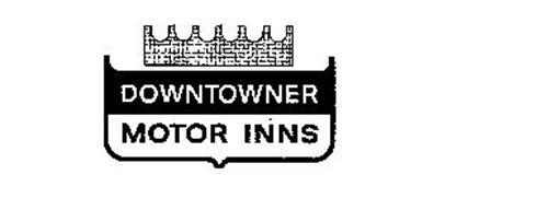 Downtowner motor inns trademark of hospitality for Motor inn of algona inc algona ia