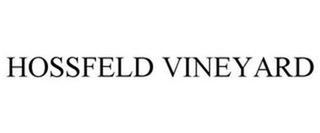 HOSSFELD VINEYARD