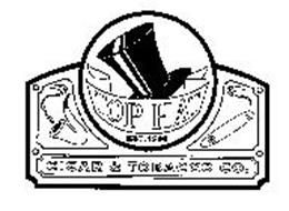 TOP HAT EST. 1996 CIGAR & TOBACCO CO.