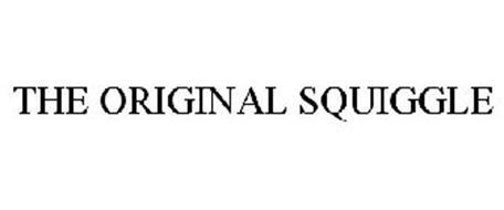 THE ORIGINAL SQUIGGLE