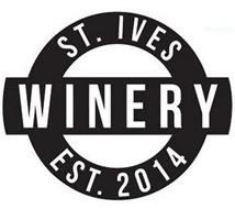 ST IVES WINERY EST. 2014