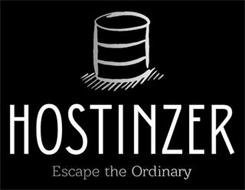 HOSTINZER ESCAPE THE ORDINARY