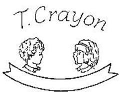 T. CRAYON