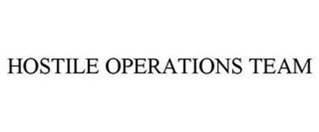 HOSTILE OPERATIONS TEAM