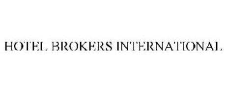 HOTEL BROKERS INTERNATIONAL