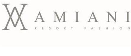V AMIANI RESORT FASHION