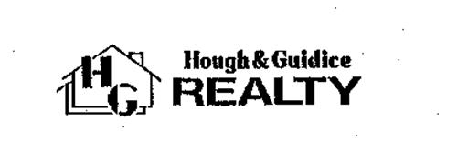 HG HOUGH & GUIDICE REALTY