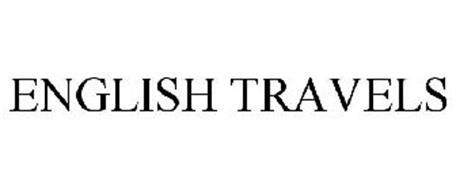 ENGLISH TRAVELS