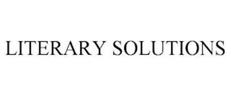 LITERARY SOLUTIONS