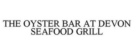 THE OYSTER BAR AT DEVON SEAFOOD GRILL