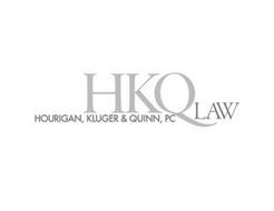 HKQ LAW HOURIGAN, KLUGER & QUINN, PC