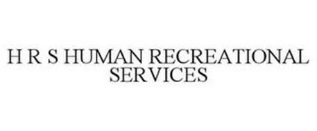 H R S HUMAN RECREATIONAL SERVICES