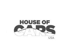HOUSE OF CARS USA