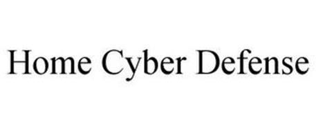 HOME CYBER DEFENSE