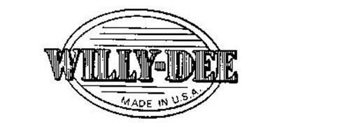 WILLY-DEE MADE IN U.S.A.