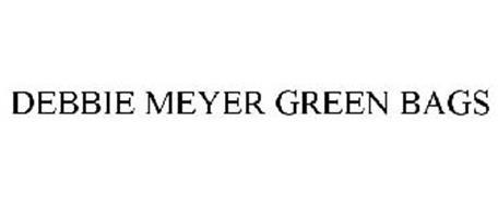 DEBBIE MEYER GREEN BAGS