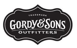 TRADEMARK GORDY & SONS OUTFITTERS