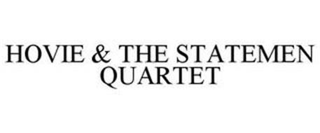 HOVIE & THE STATESMEN QUARTET
