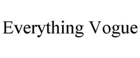 EVERYTHING VOGUE