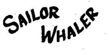 SAILOR WHALER