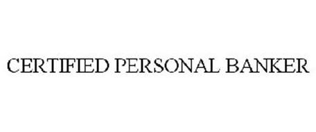 CERTIFIED PERSONAL BANKER