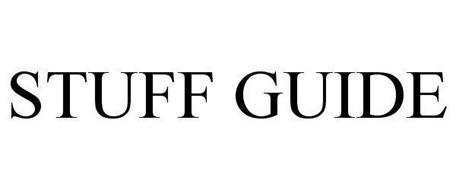 STUFF GUIDE