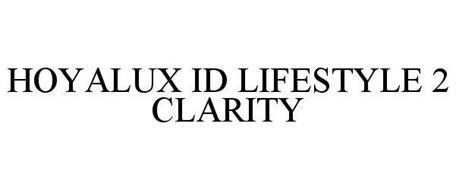 HOYALUX ID LIFESTYLE 2 CLARITY