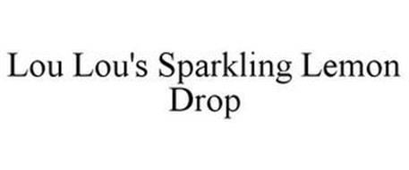 LOU LOU'S SPARKLING LEMON DROP