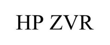 HP ZVR