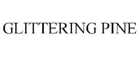 GLITTERING PINE