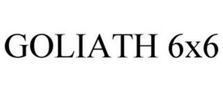 GOLIATH 6X6