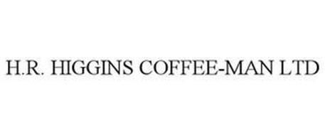 H.R. HIGGINS COFFEE-MAN LTD