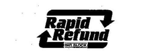 RAPID REFUND H&R BLOCK
