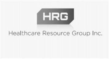 HRG HEALTHCARE RESOURCE GROUP INC.