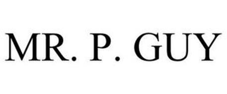 MR. P. GUY