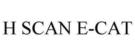 H SCAN E-CAT