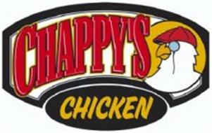 Image result for chappy's chicken logo