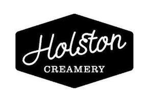 HOLSTON CREAMERY
