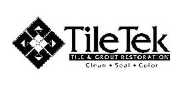 TILETEK TILE & GROUT RESTORATION CLEAN SEAL COLOR